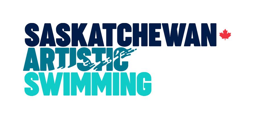 Saskatchewan Artistic Swimming Logo